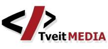 Tveit Media - Logo